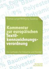 Kommentar zur europäischen Textilkennzeichnungsverordnung