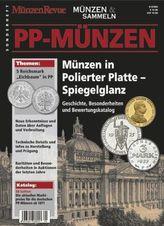 Münzen in Polierter Platte Spiegelglanz, Sonderheft