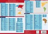 Přehledová tabulka učiva Španělský jazyk - přehled gramatiky