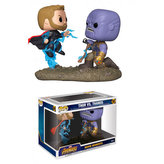 Funko POP Movies Moments: Marvel - Thor vs Thanos