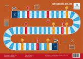Malá násobilka: Desková didaktická hra