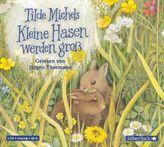 Kleine Hasen werden groß, 1 Audio-CD