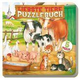 Puzzlebuch 'Liebste Tiere'