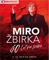 Miro Žbirka: 40 let na scéně DVD