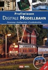 Profiwissen Digitale Modellbahn, m. DVD-ROM