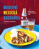 Moderní mexická kuchařka