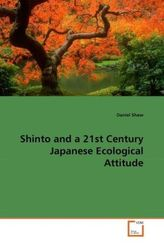 Shinto and a 21st Century Japanese Ecological Attitude