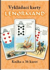 Lenormand vykládací karty