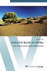 Heinrich Barth in Afrika