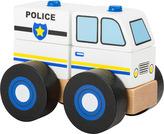 Small Foot Dřevěné skládací auto policie