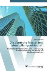 Die deutsche Messe- und Ausstellungswirtschaft