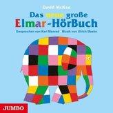 Das neue große Elmar-Hörbuch, 1 Audio-CD