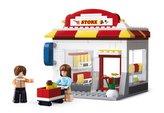 Sluban Town Business street M38-B0571 Obchod