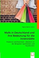 Malls in Deutschland und ihre Bedeutung für die Innenstädte