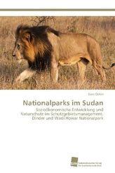 Nationalparks im Sudan