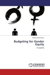 Budgeting for Gender Equity