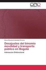 Desajustes del binomio movilidad y transporte público en Bogotá