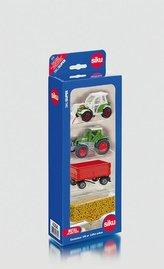 SIKU Super -Set zemědělská vozidla + prkna 1:87