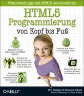 HTML5-Programmierung von Kopf bis Fuß