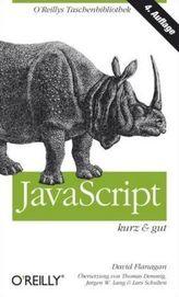 JavaScript - kurz & gut