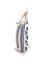 RoboTime Dřevěná skládačka malý hotel Dubai