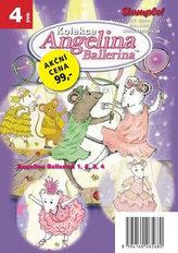 Angelina Ballerina - Kolekce 4 DVD