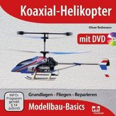 Koaxial-Helikopter, m. DVD