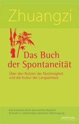 Zhuangzi, Das Buch der Spontaneität