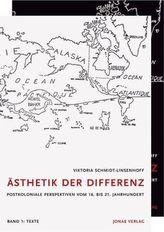Ästhetik der Differenz, m. 1 Video