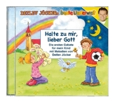 Halte zu mir, lieber Gott, Audio-CD