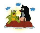 DoDo Dětská lampička krtek a žába