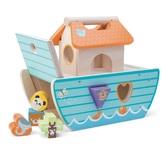 Le Toy Van Vkládačka malá archa