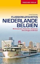Flusskreuzfahrten - Niederlande und Belgien