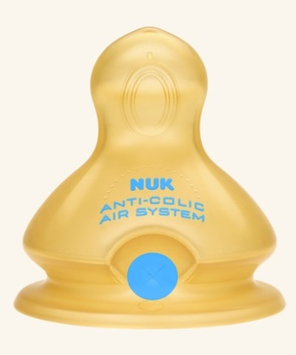 NUK First Choice Plus savička na kaši (6-18 měs.)
