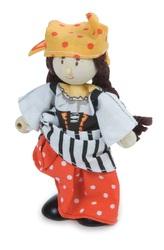 Le Toy Van Postavička pirátka Jessica