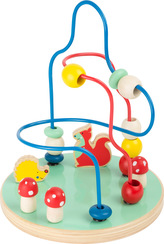 Small Foot Motorické hračky lesní  labyrint