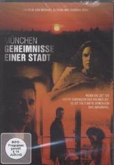 München - Geheimnisse einer Stadt, 1 DVD