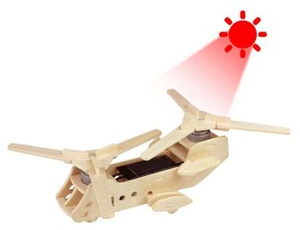 RoboTime solární vojenský vrtulník  CH47