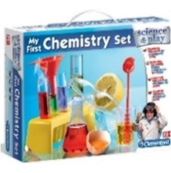 Moje první chemie