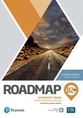 Roadmap B2+ Upper-Intermediate Students´ Book with Online Practice, Digital Resources & App Pack