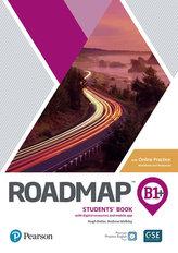Roadmap B1+ Intermediate Students´ Book with Online Practice, Digital Resources & App Pack