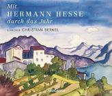 Mit Hermann Hesse durch das Jahr, 2 Audio-CDs