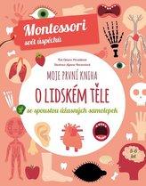 Moje první kniha o lidském těle (Montessori: Svět úspěchů)