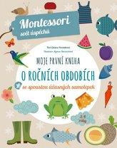 Moje první kniha o ročních obdobích (Montessori: Svět úspěchů)