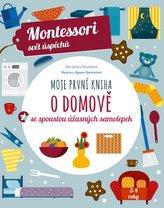 Moje první kniha o domově (Montessori: Svět úspěchů)