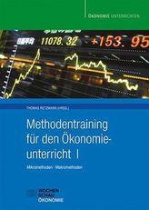 Methodentraining für den Ökonomieunterricht. Bd.1