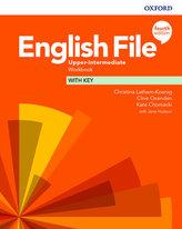 English File Upper Intermediate Workbook with Answer Key (4th)