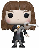 Funko POP Movies: Harry Potter S10 - Hermione w/Feather