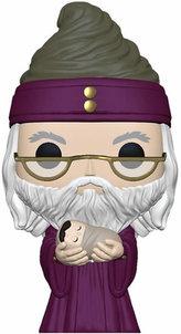 Funko POP Movies: Harry Potter S10 - Dumbledore w/Baby Harry