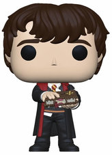 Funko POP Movies: Harry Potter S10 - Neville w/Monster Book